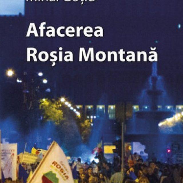 Proiecție de filme despre mediu II: Roșia Montană, un loc la marginea prăpastiei